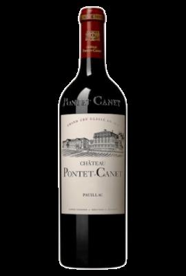 Château Pontet-Canet 2005 title=