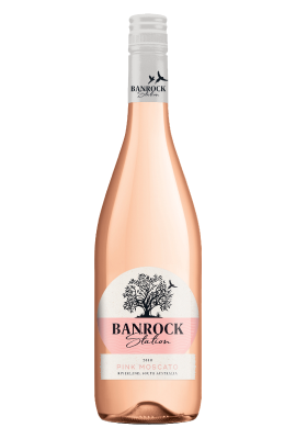 Banrock Pink Moscato title=