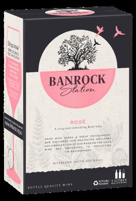 BIB Banrock Station Rose 2L title=