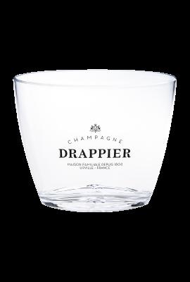 Xô đá trong loại nhỡ Champagne Drappier title=
